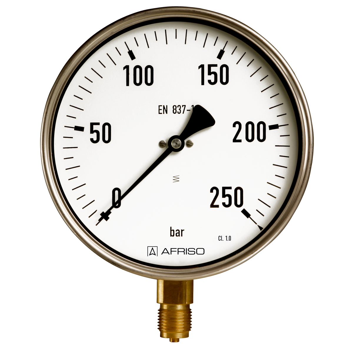 2100-T, 2160-T Industrimanometer